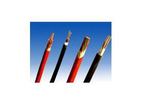 Fluorine plastic insulated high temperature resistant control cable